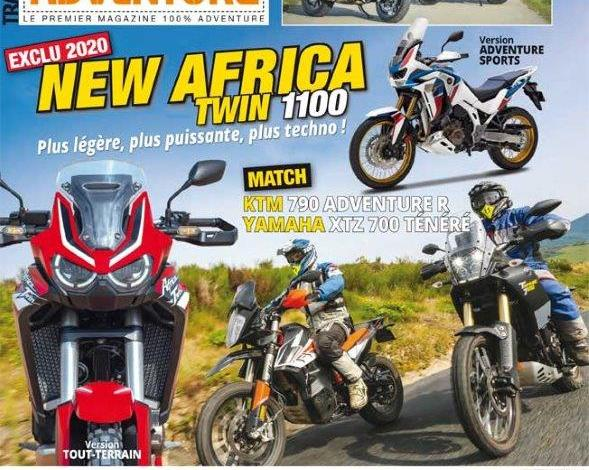 Photo of Trail Adventure N°19 en kiosque