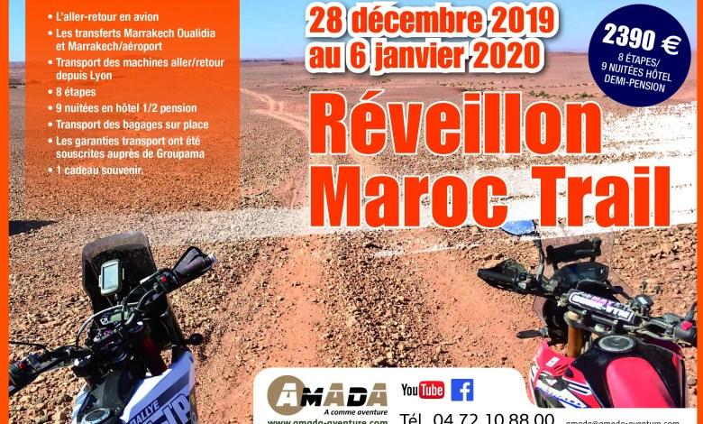 Photo of Voyage à moto au Maroc