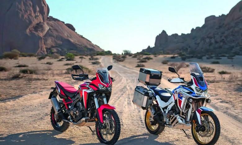 Honda CRF1100L Africa
