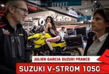Photo of Vidéo : Nouvelle Suzuki V-STROM 1050 présentée à l'EICMA 2019