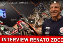 Photo of EICMA 2019 – Interview Renato Zocchi