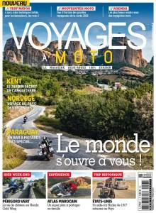 Voyages à Moto N°6