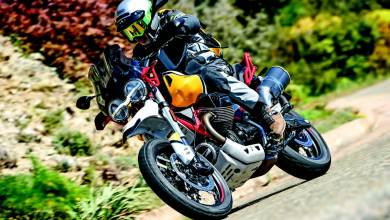 Photo of MOTO GUZZI V85 TT 2019
