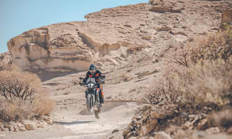 Photo of KTM 390 ADVENTURE 2020