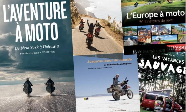 Photo of 5 livres d'aventures