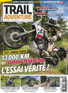 Trail Adventure N°22