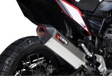 Photo of Le silencieux Scorpion dope la Yamaha Ténéré 700