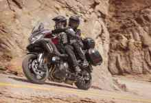 Photo of Nouvelle Kawasaki Versys 1000 S