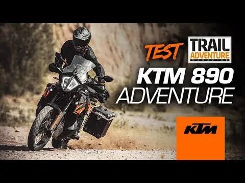 Photo of Test Vidéo – KTM 890 Adventure 2021