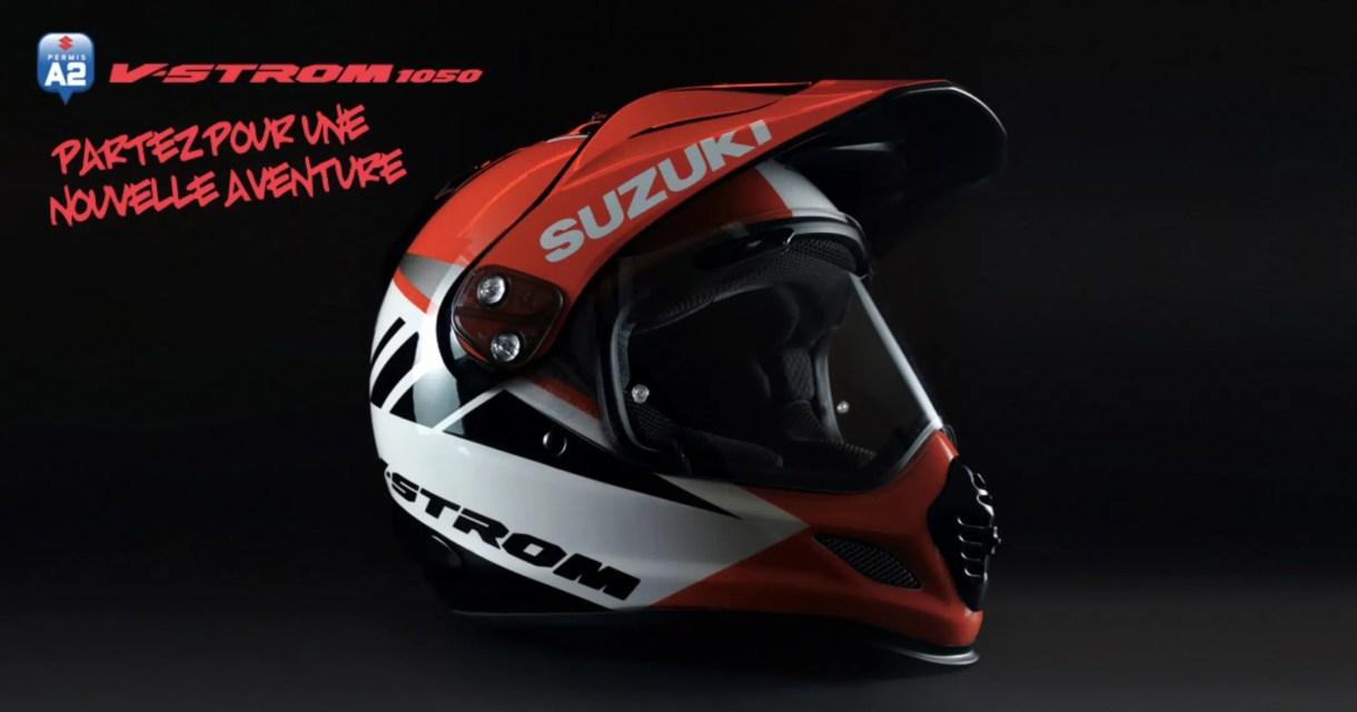 Suzuki A2 V-Strom