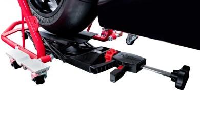 Photo of Un lève-roue pour faciliter le changement des roues
