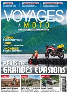 Voyages à moto n°9