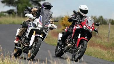 Photo of Duel : Honda Africa Twin 2016 vs 2020