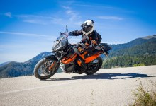 Photo of Essai KTM 890 Adventure