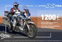 Photo of Honda Africa Twin Adventure Sports : bénéficiez d'une reprise de 1200 € !