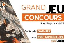 Photo of CONCOURS: GAGNER UNE KTM MOTO 890 ADVENTURE