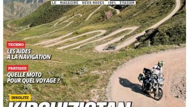 Photo of Voyages à Moto n°12 en kiosque !