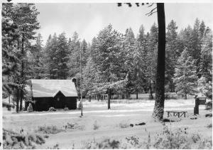 Bear Springs Guard Station - 1935