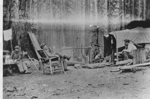 Bagby Camp - 1920s