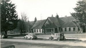 Estacada Ranger Station - Undated