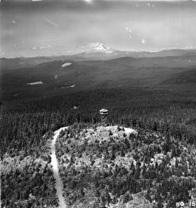 Sisi Butte Lookout