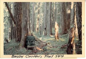 Bagby Trail - 1968