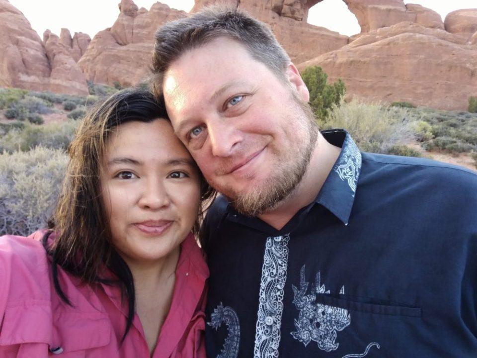 Trail (Anne) & Hitch (Sig)