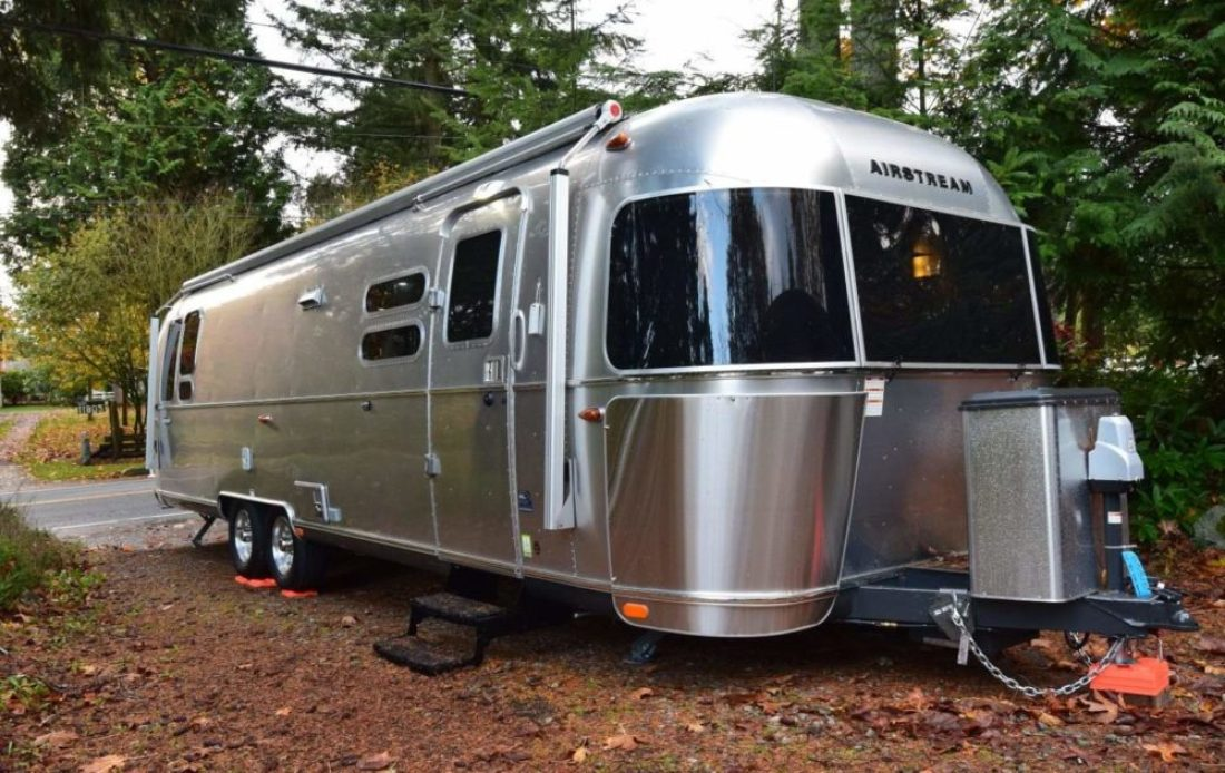 Choosing An Airstream Trailer The Adventures Of Trail
