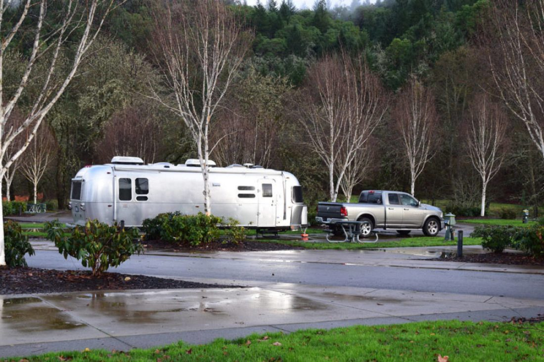 Seven Feathers RV Resort In Canyonville OR