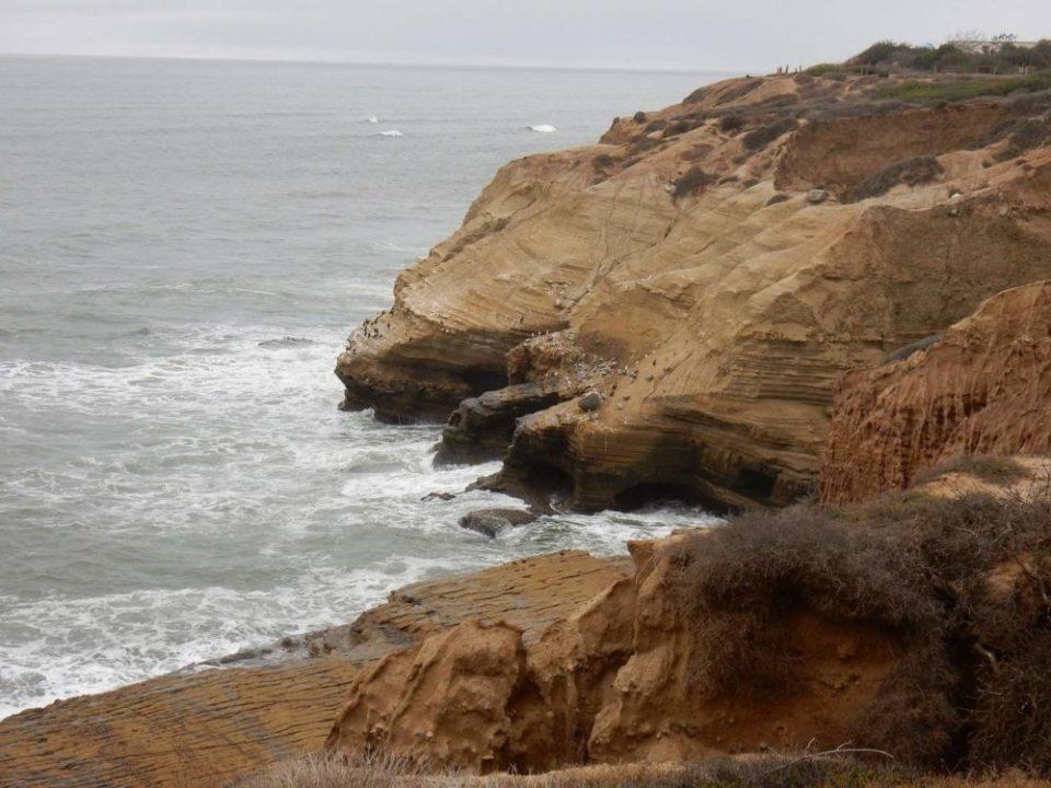 Cliffs of Loma