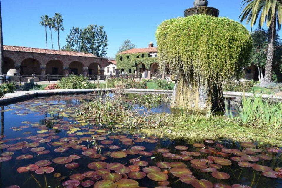 Gardens of San Juan Capistrano