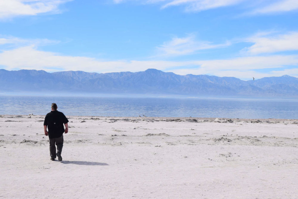 Salton Sea & Sig
