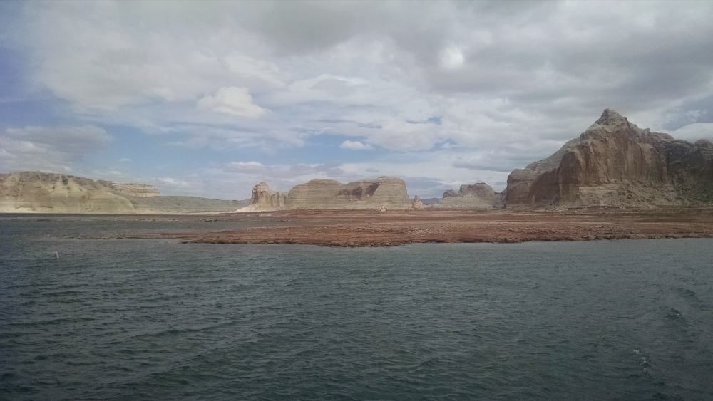 Lake powell arizona campgrounds with electric hookups