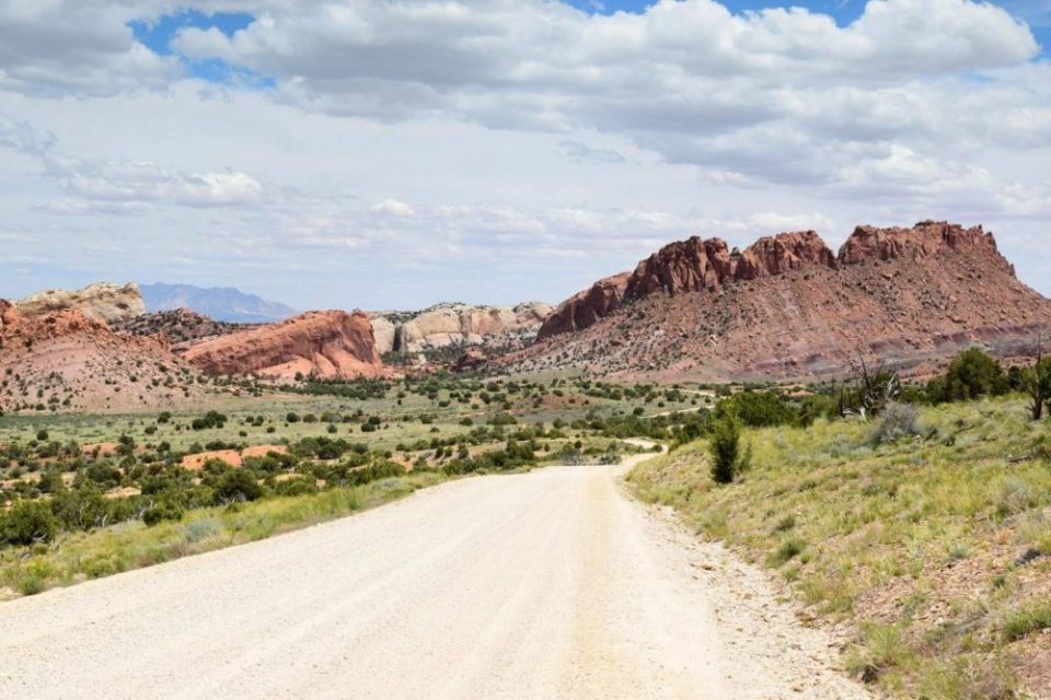 Down Toward Capitol Reef