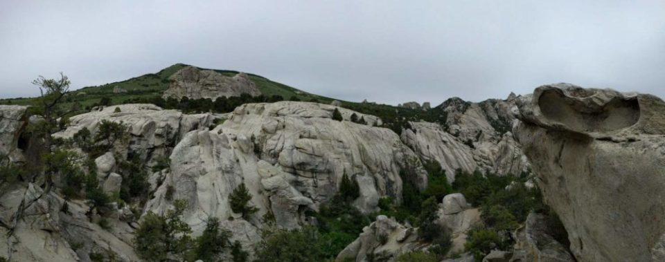 City of Rocks