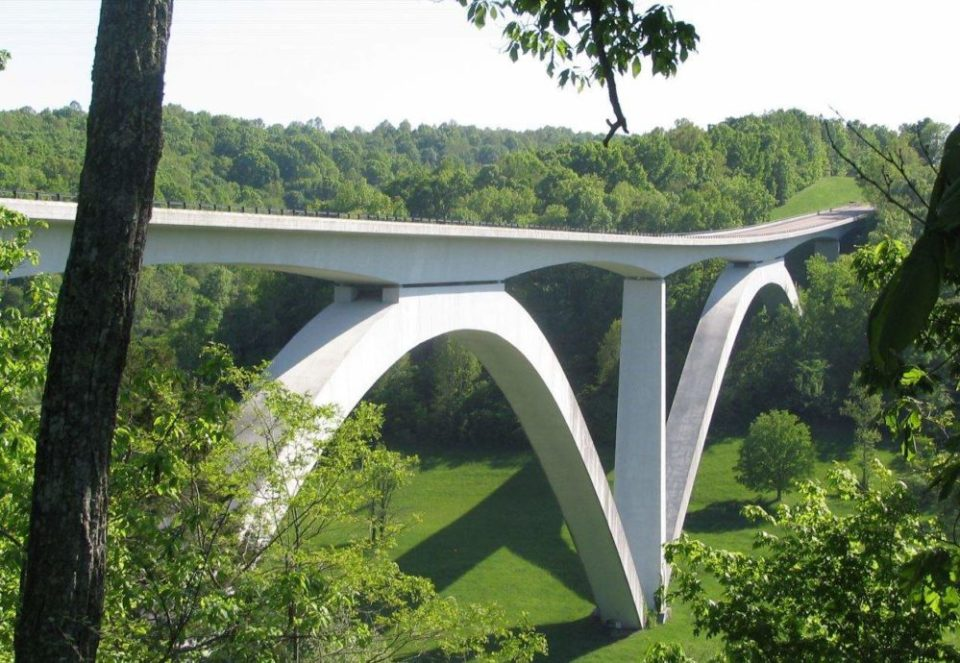 Natchez Trace Parkway Bridge