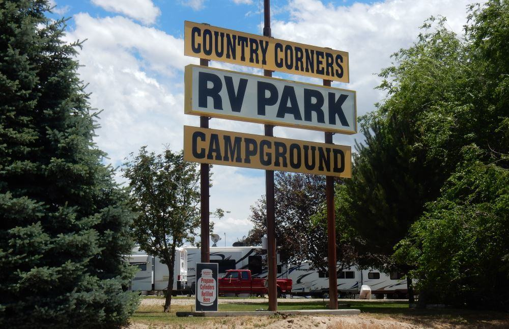 Country Corners Rv Park Caldwell Id The Adventures Of