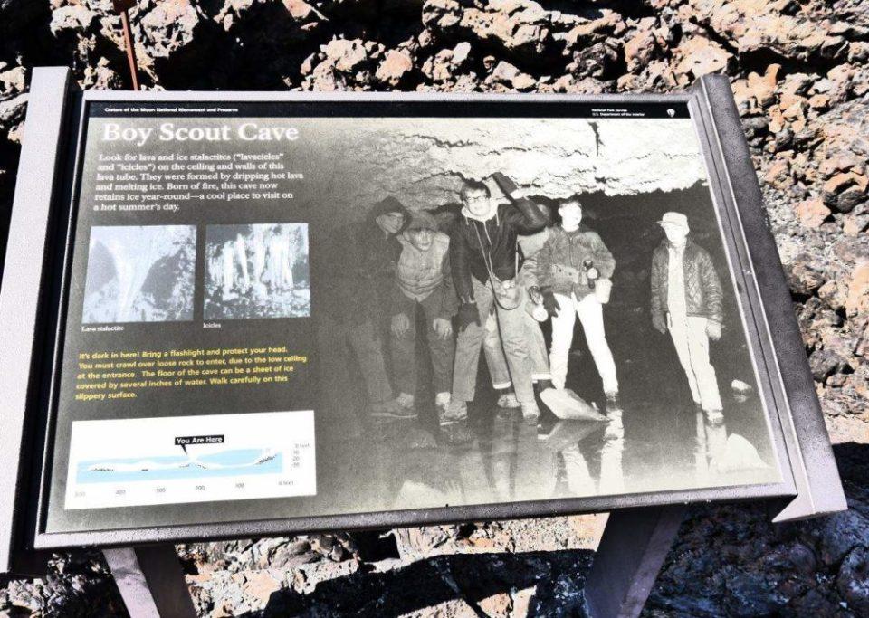 Boy Scout Cave