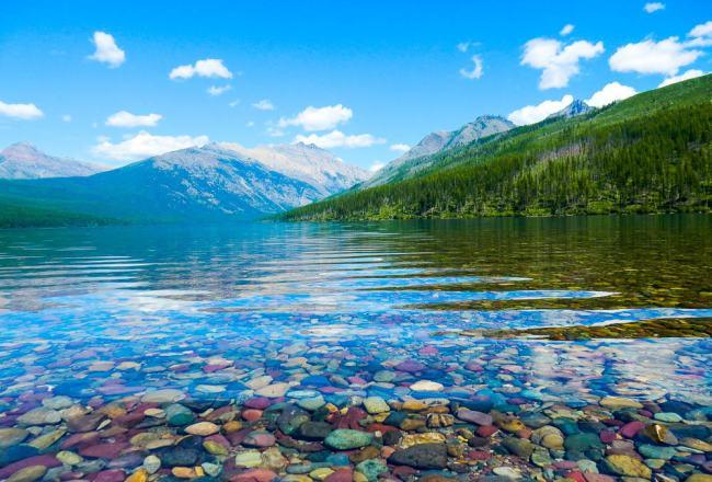 Kintla Lake