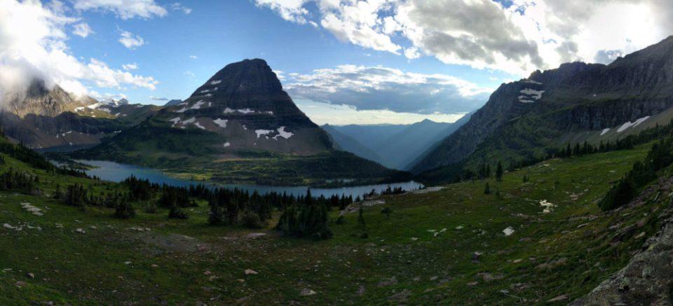 Hidden Lake Panorama