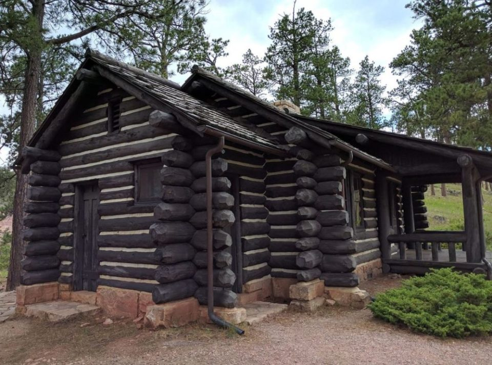 The Historic Lantern Tour is Near the Cabin.
