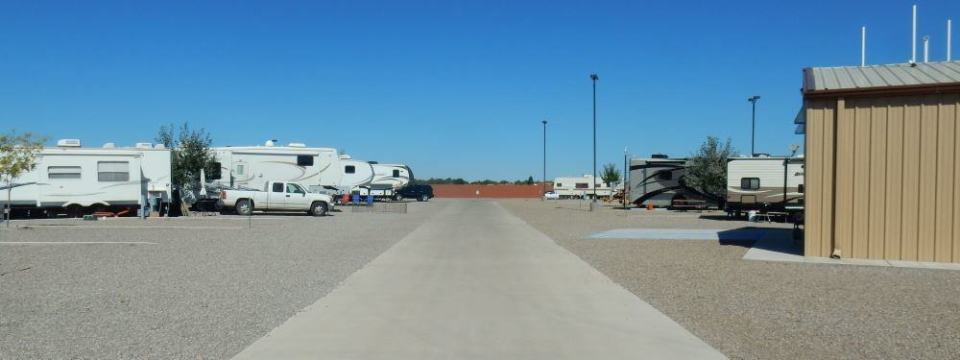 If you like the color grey, you will love Town and Country RV! In truth, only the newer area looks like this.