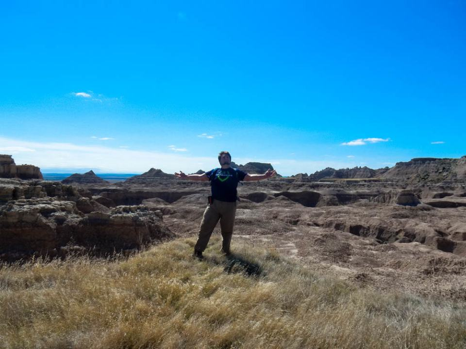 Badlands is an Awesome Land