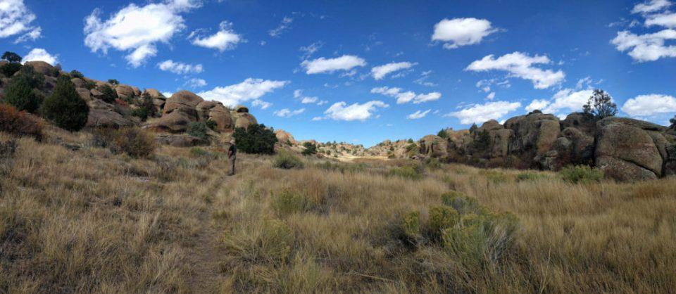 Elephant Rocks Trail