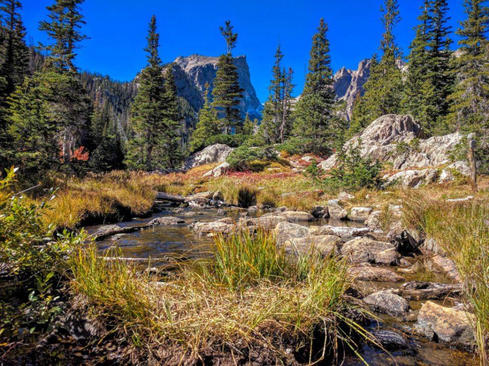 Tyndall Creek
