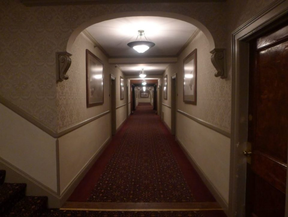 Long Lonely Halls