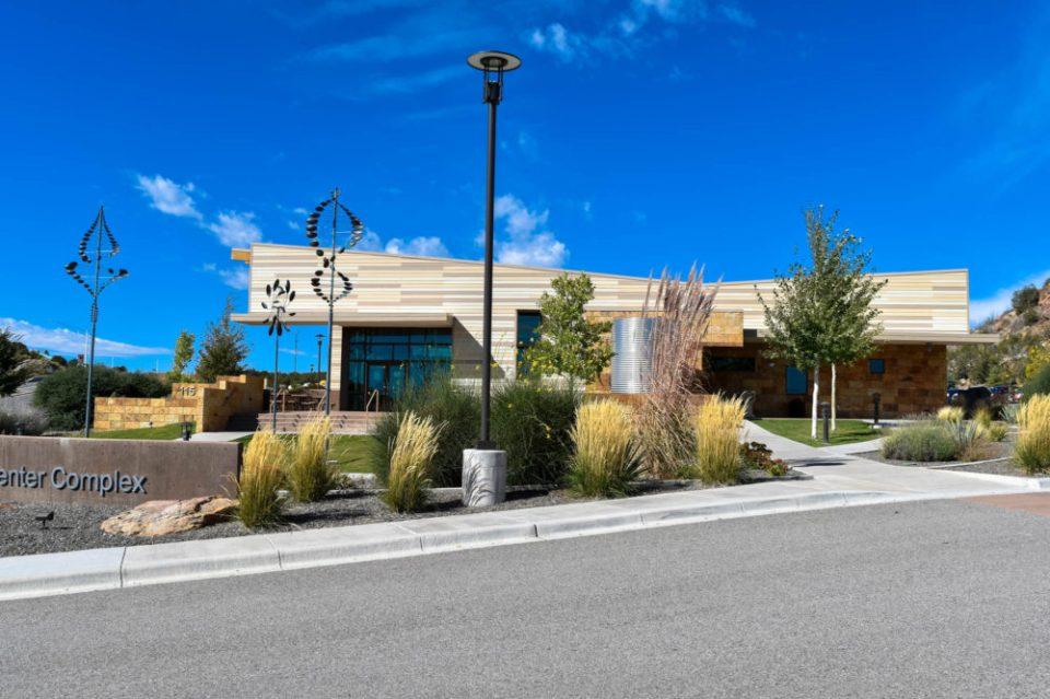 White Rock Visitor Center