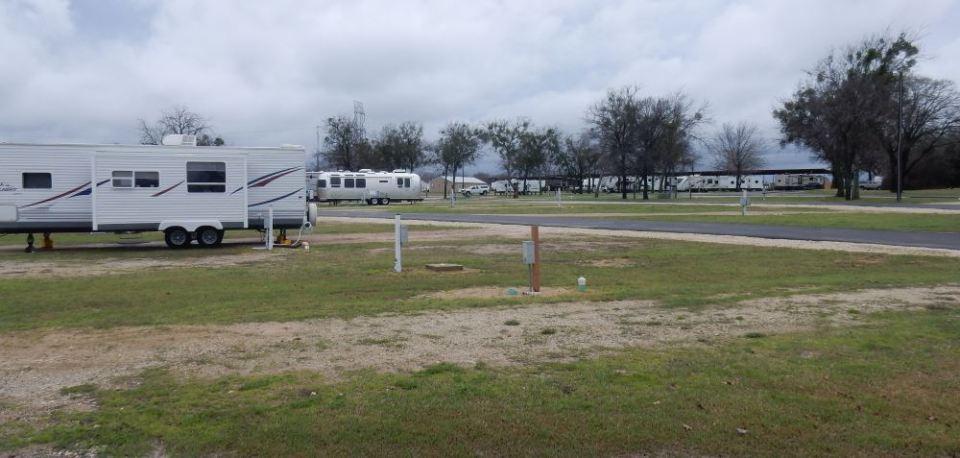 I 35 Rv Park And Resort Waco Texas The Adventures Of