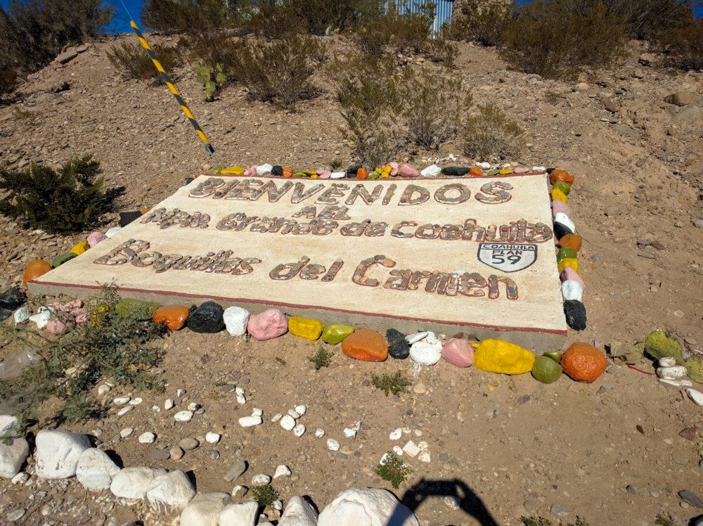 Visiting Boquillas, Mexico