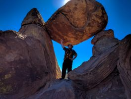 Balanced Rock with Hitch